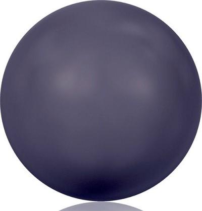 5810 - 6mm Swarovski Round - Dark Purple Pearl