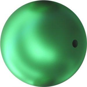 5810 – 10mm Swarovski Round – Eden Green Pearl