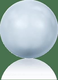 5810 - 6mm Swarovski Round - Light Blue Pearl