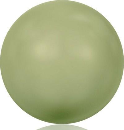 5810 – 8mm Swarovski Round – Light Green Pearl