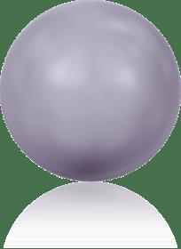 5810 - 4mm Swarovski Round - Mauve Pearl
