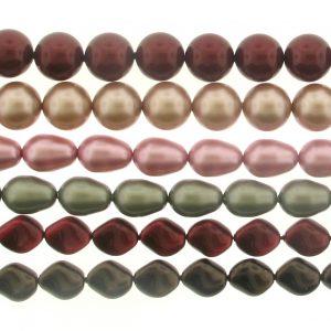 Swarovski Pearl