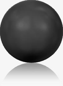 5810 - 4mm Swarovski Round - Mystic Black Pearl
