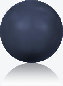 5810 - 3mm Swarovski Round - Night Blue Pearl