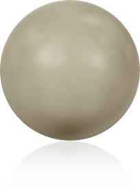 5810 - 6mm Swarovski Round - Platinum Pearl