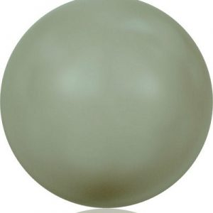 5810 - 3mm Swarovski Round - Powder Green Pearl