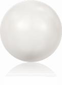 5810 - 6mm Swarovski Round - White Pearl