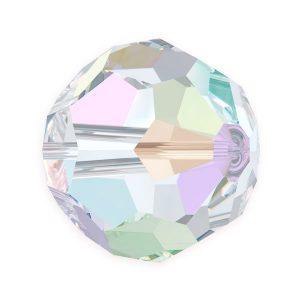 5000 - 18mm Swarovski Round Crystal - Crystal AB