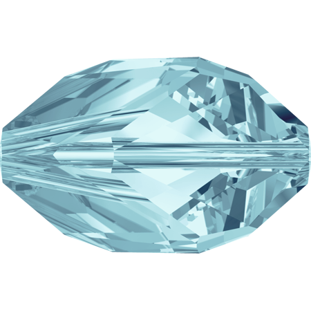 Besides branding, what differentiates a Swarovski crystal from a normal crystal?