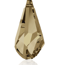 6015 Swarovski Crystal Polygon Pendants