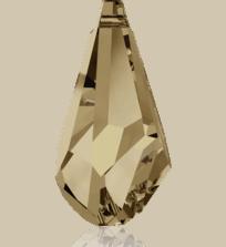 6015 Swarovski Crystal Polygon Pendants