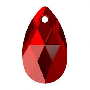 28mm - 6106 Pear Shaped Pendant