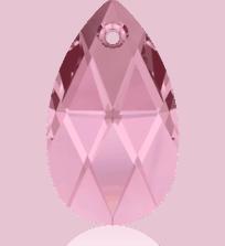 6106 Swarovski Pear Shaped Pendants