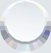 6210 - Swarovski Disc Pendants