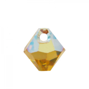 6mm - 6301 Top Hole Charms AB