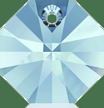 6401 Swarovski Octagon Pendants