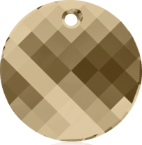 6621 - Swarovski Twist Pendants