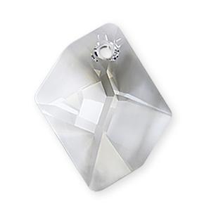 6680 - 20mm Swarovski Cosmic Pendant - Crystal