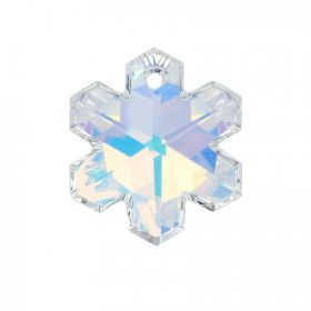 20mm - 6704 Snowflake Pendant