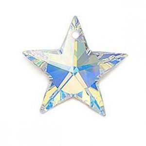 28mm - 6714 Star Pendants