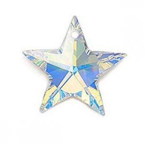 28mm - 6714 Star Pendants