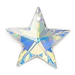 40mm - 6714 Star Pendants