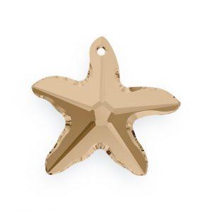 20mm - Starfish Pendants