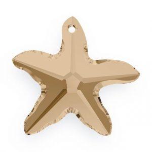 40mm - Starfish Pendants