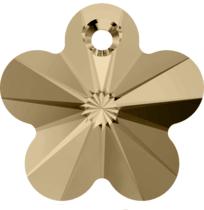 6744 Swarovski Crystal Flower Pendants