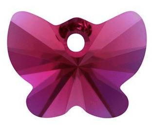 6754 - Swarovski Butterfly Pendant