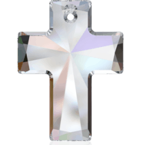 6864 - Swarovski Cross Pendants