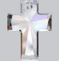 6864 - Swarovski Cross Pendants