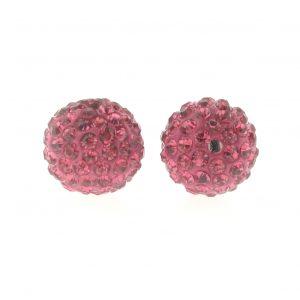 4214 - 14mm Shamballa Round Beads