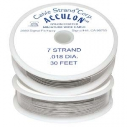 Acculon Tiger Tail Wire