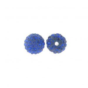4210 - 10mm Shamballa Round Beads