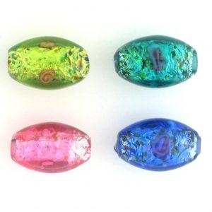 Oval Lamp Beads
