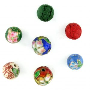 Other Cloisonne Beads