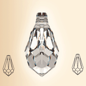 Buy Swarovski Crystal Pendants at Crystal Findings