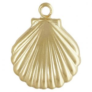 12207- 14K Gold Filled 17.0mm Bird Charm w/Ring