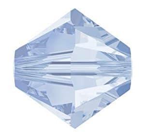 5301/5328 3mm Swarovski Bicone Crystal Bead-Lavender