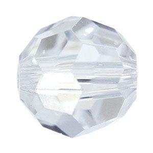 5000 - 6mm Swarovski Round Crystal - Moonlight