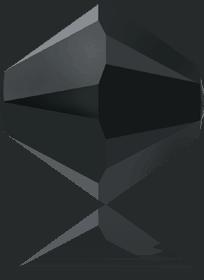 5301/5328 -6mm Swarovski Bicone Crystal Bead- Jet Hematite