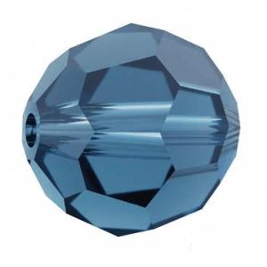 5000 - 4mm Swarovski Round Crystal - Montana