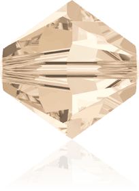 5301/5328 -6mm Swarovski Bicone Crystal Bead- Silk
