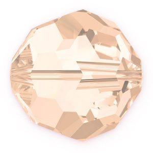 5000 - 6mm Swarovski Round Crystal - Silk