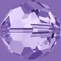 5000 - 5mm Swarovski Round Crystal - Tanzanite