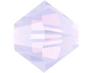 5301/5328 -6mm Swarovski Bicone Crystal Bead- Violet Opal