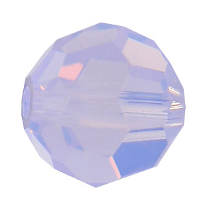 5000 - 6mm Swarovski Round Crystal - Violet Opal