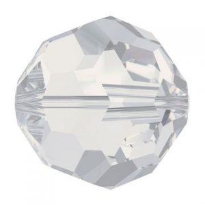5000 - 3mm Swarovski Round Crystal - White Opal