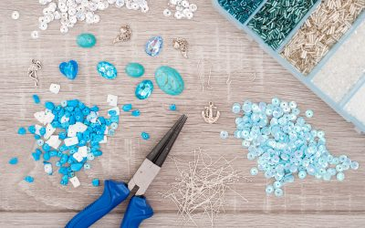 Summer Project Ideas to Spend Time with your Kids – Make your Own Jewelry!